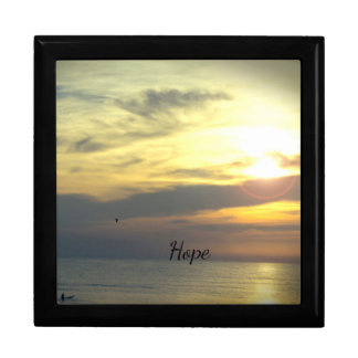 "Personalized ""Hope is on the Horizon"" Gift Box"