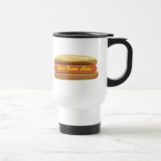 Personalized Hotdog Mug