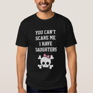 Personalized I have Daughters Funny T Shirt