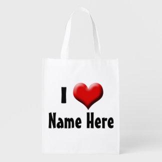 Personalized I Love... Name Valentine's Day