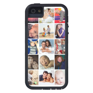 Personalized Instagram Photo Collage iPhone 5 Case