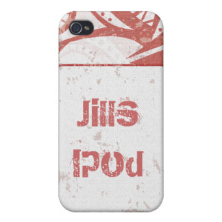 personalized IPoD case iPhone 4 Cover