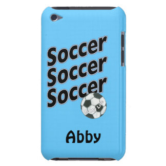 Personalized iPod Touch Case - Soccer