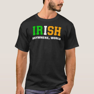 Personalized Irish Apparel T-Shirt