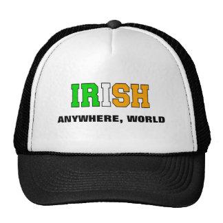 Personalized Irish Hat