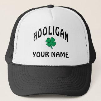 Personalized Irish Hooligan Cap