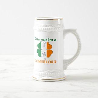 Personalized Irish Kiss Me I m Comerford Mug