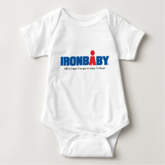 Personalized Iron Baby Bodysuit