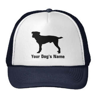 Personalized Jack Russell Terrier ジャック・ラッセル・テリア Mesh Hats