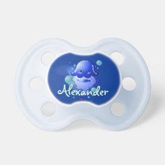 Personalized Jellyfish Pacifier