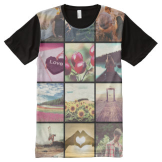 Personalized keeping memories alive All-Over print T-Shirt