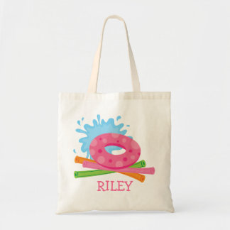 Personalized Kids Bag for the Pool or Beach