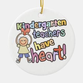 Personalized Kindergarten Teachers Ornament
