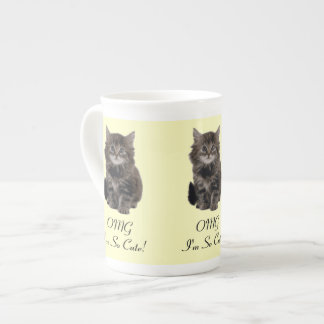Personalized Kitten Mug