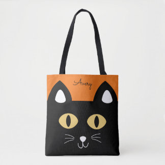 Personalized Kitty Treat Bag