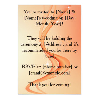 Personalized Lesbian Wedding Invitation