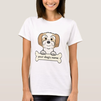 Personalized Lhasa Apso T-Shirt