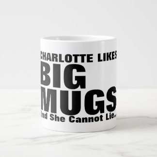 Personalized Likes Big Mugs And I Cannot Lie