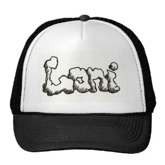 Personalized Loni Products Trucker Hat