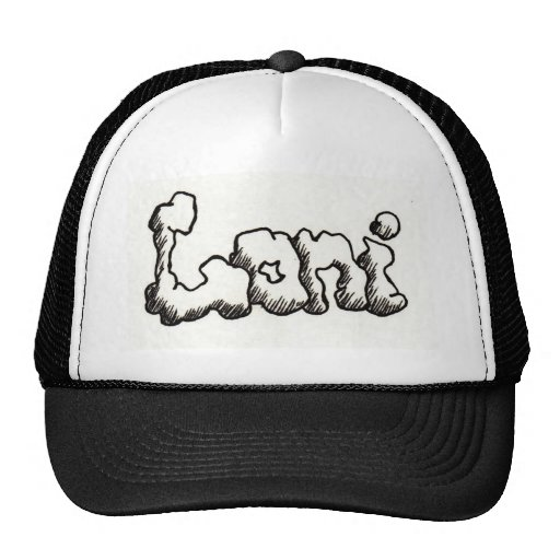 Personalized Loni Products Mesh Hat
