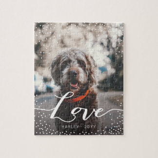 Personalized Love Jigsaw Puzzle