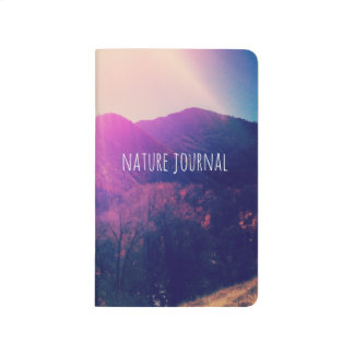 Personalized Magick Mountains Journal