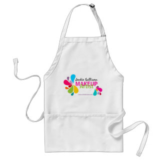 Personalized Makeup Artist Standard Apron