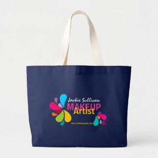 Personalized Makeup Artist Tote