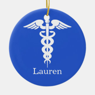 Personalized  Medical  Ornament