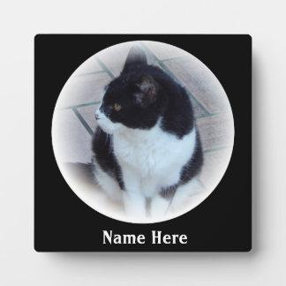 Personalized Memorial Photo Plaque