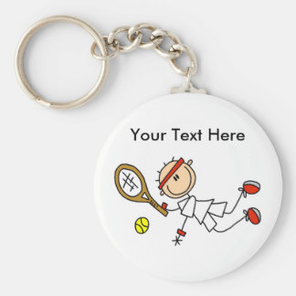 Personalized Men s Tennis Gifts Keychains