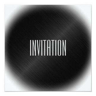 Personalized Minimal Chic Invitation