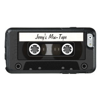 Personalized Mix Tape OtterBox iPhone 6/6s Case