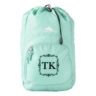 Personalized / Monogram High Sierra Backpack