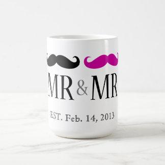Personalized MR MR Mugs
