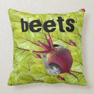 Personalized music beats cushion