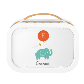 Personalized | My Balloon Lunch Box