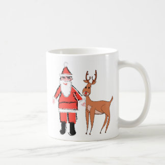 Personalized My first Christmas Santa Mug