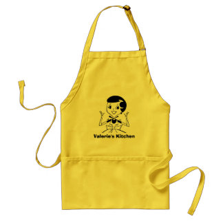 Personalized Name Apron Mother's Day Gift idea!