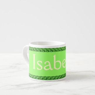 Personalized NAME Child's Mug Espresso Mug