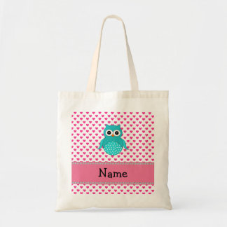 Personalized name cute owl