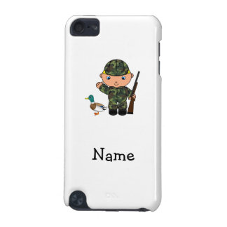 Personalized name duck hunter iPod touch 5G covers
