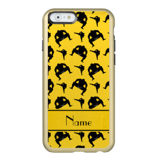 Personalized name yellow sumo wrestling incipio feather® shine iPhone 6 case