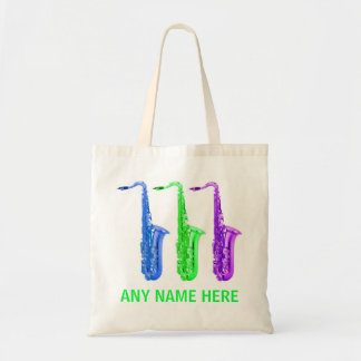 PERSONALIZED neon saxophones!  Add any name/text.