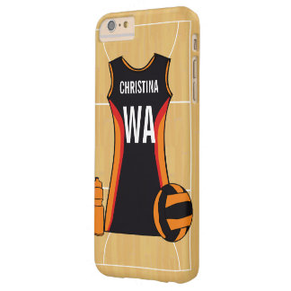 Personalized netball device case
