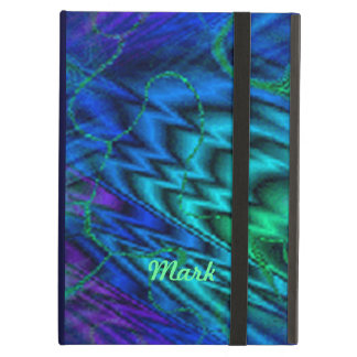 Personalized Northern Lights iPad Case