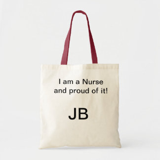 personalized nursing bag