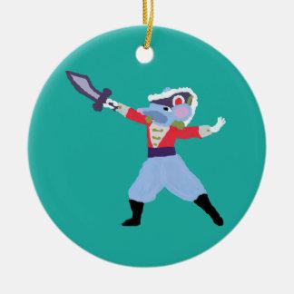 Personalized Nutcracker Ornament - Rat King
