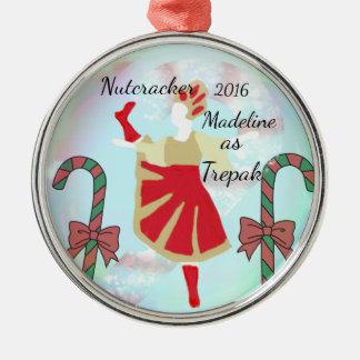 Personalized Nutcracker Ornament - Trepak (Russian