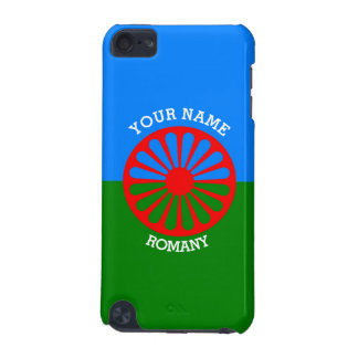 Personalized Official Romany gypsy travellers flag iPod Touch (5th Generation) Cover